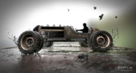 Concept car 1940