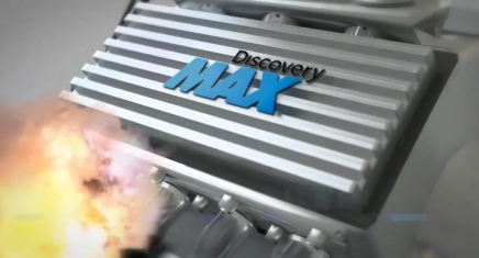 Cabecera Discovery Max